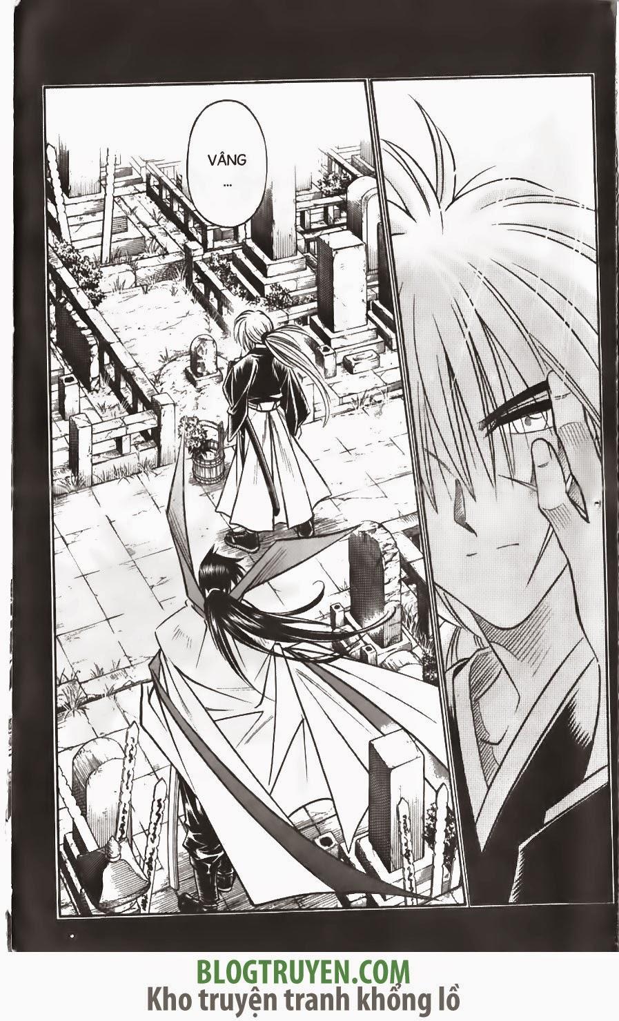 Rurouni Kenshin chap 149 trang 18