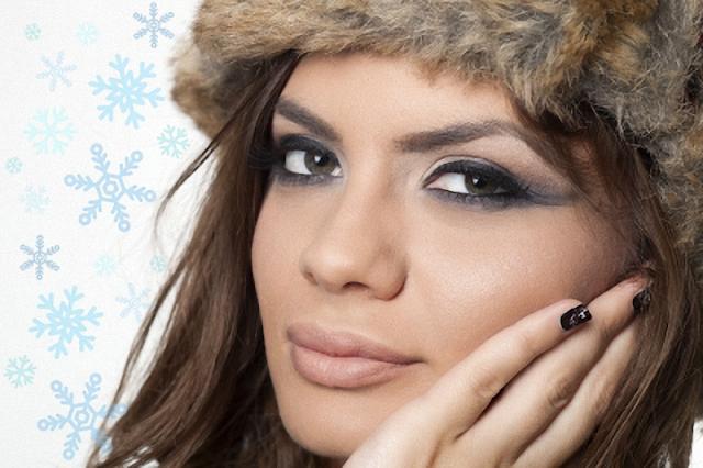 jak dbać o twarz w zimie