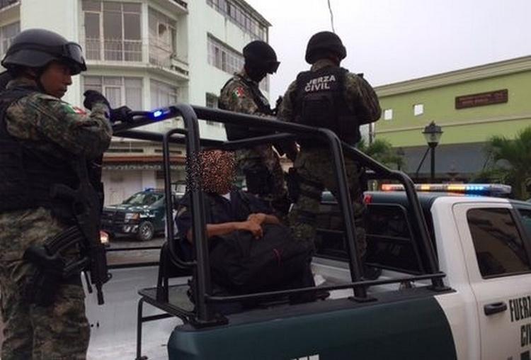 CNDH EVIDENCIA NEXO DE POLICÍA CON ZETAS EN VERACRUZ