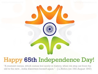 Independence India day e-cards pictures free download