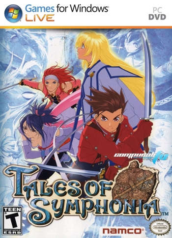 Tales of Symphonia PC Full Español
