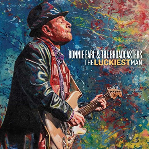 Bmans Blues Report Stony Plain Records Artist Ronnie Earl The