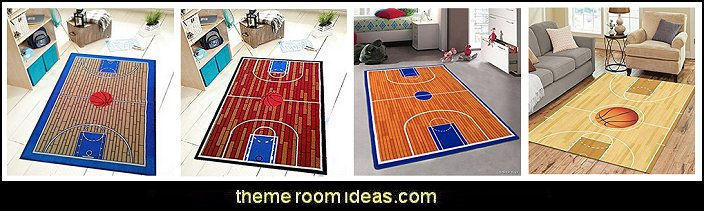 Exceptionnel Basketball Rugs Basketball Bedroom Ideas   Basketball Decor   Basketball  Wall Murals   Basketball Bedding