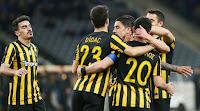 Τα στιγμιότυπα του ματς κυπέλλου ΑΕΚ - Πλατανιάς 3-0