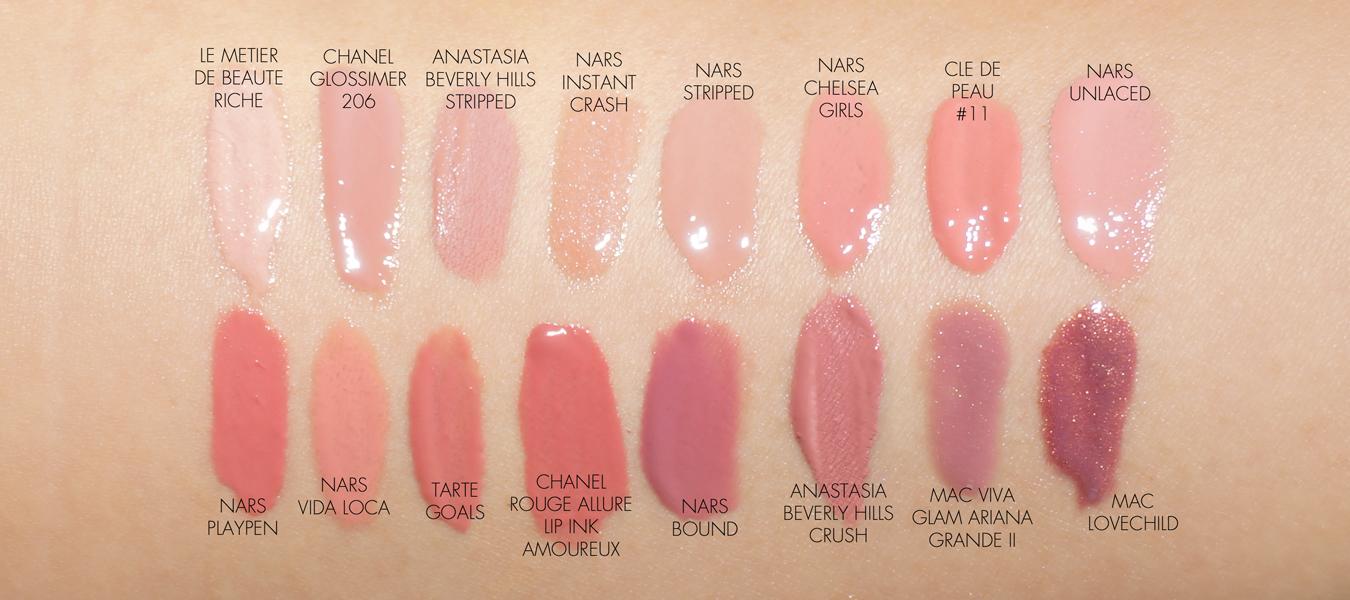 Nars Velvet Lip Glide 413 Blkr Cheek And Lip Palette And