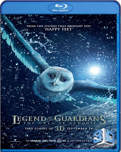 Legend of the Guardians [BD25] [3D] [2010] [Latino]
