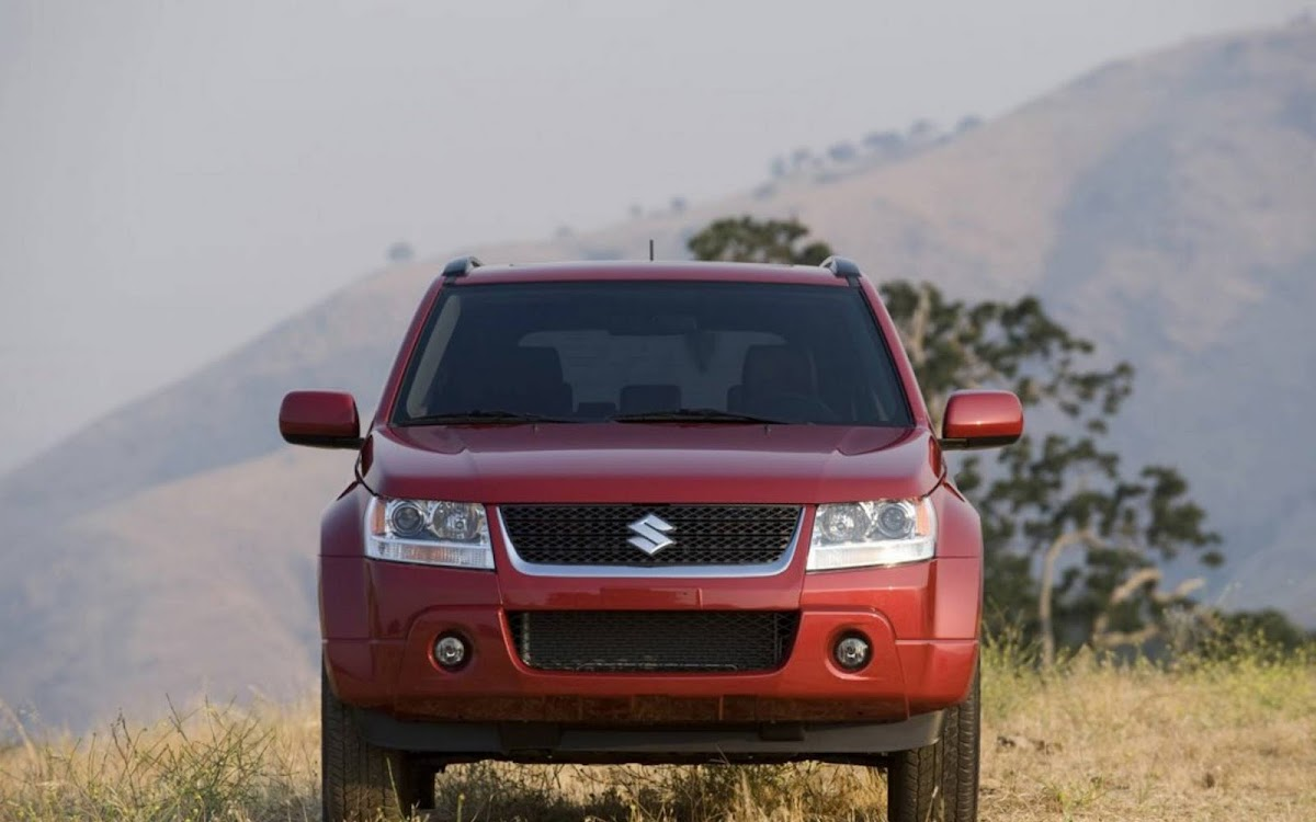 Suzuki Grand Vitara Off Road Widescreen HD Wallpaper 14