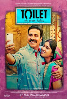 Film Toilet Ek Prem Katha 2017 (Bollywood)