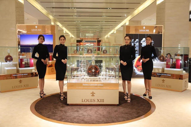 2018 Journey Of Taste Pavilion Kuala Lumpur Louis XIII