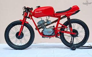 Motor Ducati Cc Kecil Yang Unik