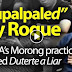 Must Watch: Spox Harry Roque Burns GMA's Joseph Morong for Practically Calling Pres. Duterte a Liar