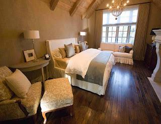 dormitorio paredes beige