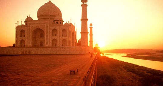 Taj Mahal Pictures Scenic Travel Photos: The Most Beautiful Journey Places In India : The Most