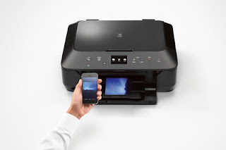 CANON PIXMA MG6620 Wireless All-in-One Printer Driver - Software Download Windows for 10, 7 and Mac