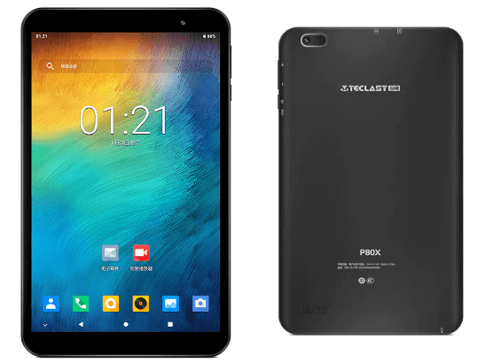 Teclast P80X Tablet