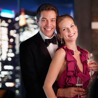 Find a rich husband online