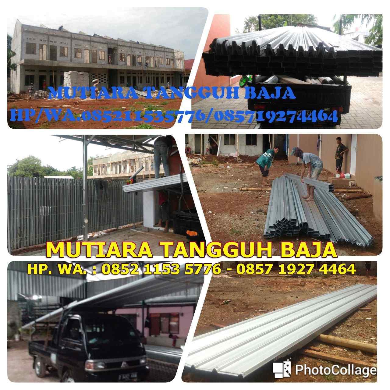 Rangka Atap Baja Ringan Murah Jakarta Harga Pemasangan 2019