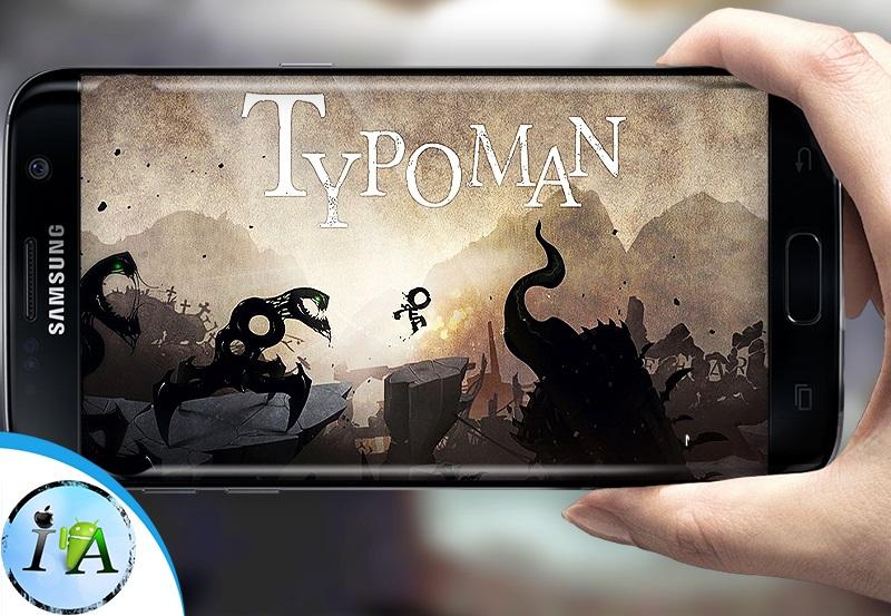 تحميل لعبة typoman mobile للاندرويد| افضل لعبة لتعلم اللغة الانجليزية