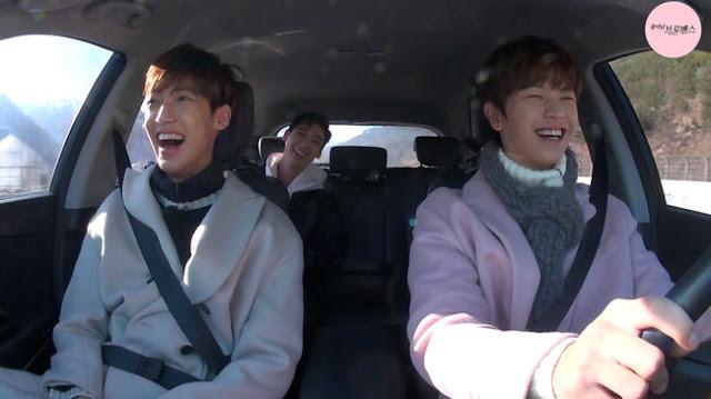 《花美男Bromance》新組合 BTOB陸星材+Boyfriend榮旻、光旻