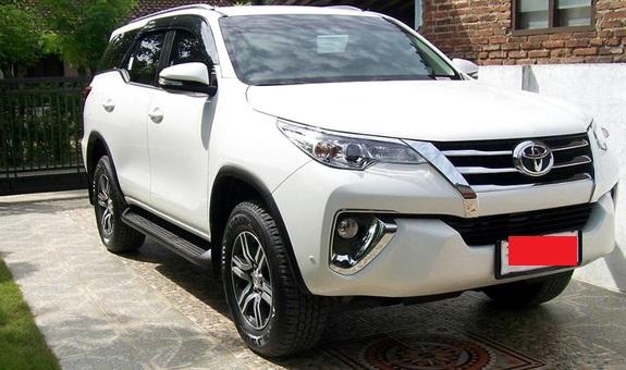 Kisah Nyata: Toyota Fortuner Gratis dari Allah