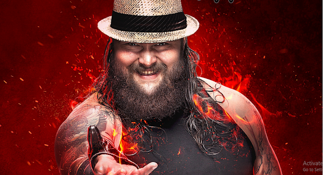 Royal Rumble 2016 Winner Bray Wyatt
