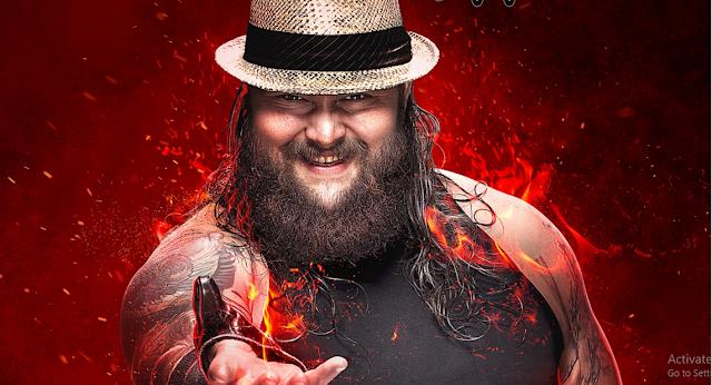 Royal Rumble 2016 Winner Bray Wyatt