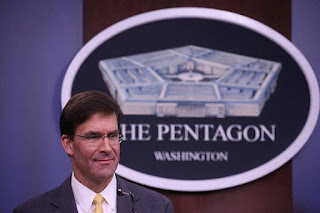 Menteri Luar Negeri AS, Mike Esper