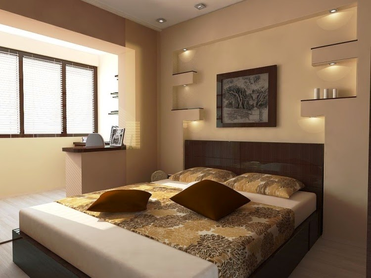 Fotos de lindos dormitorios matrimoniales peque os for Colores para dormitorios pequenos
