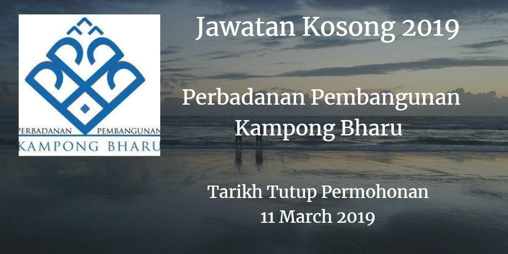 Jawatan Kosong PKB 11 March 2019