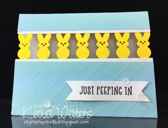 Taylored Expressions, Kecia Waters, Peeps, Easter