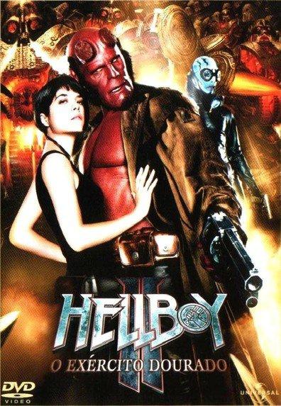 Hellboy 2: O Exército Dourado Torrent - Blu-ray Rip 720p e 1080p Dual Áudio (2008)
