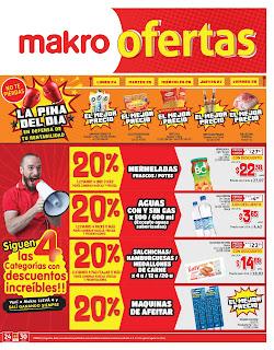 Ofertas semanales Makro