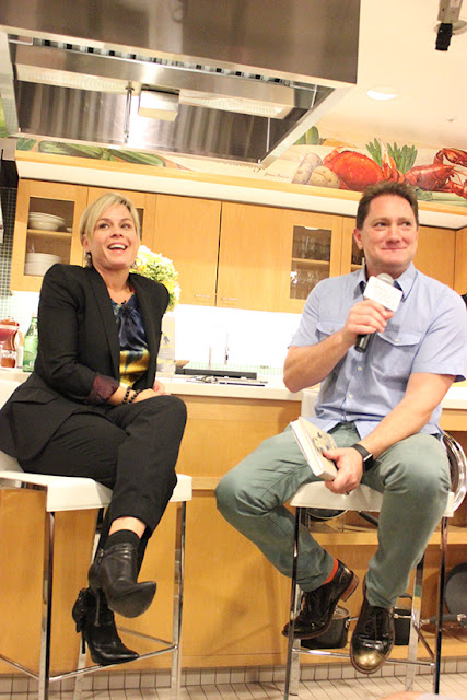 Macy's Culinary Council Q&A with Iron Chef Cat Cora