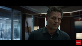 Bruce Banner, Hulk, Avengers End Game