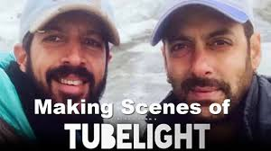 Tubelight Movie Shooting Scene