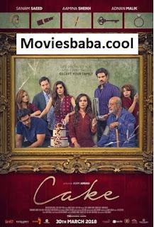 Cake (2018) Full Movie Urdu HDRip 480p