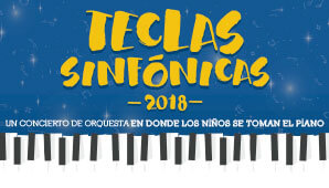Concierto TECLAS SINFÓNICAS 2018