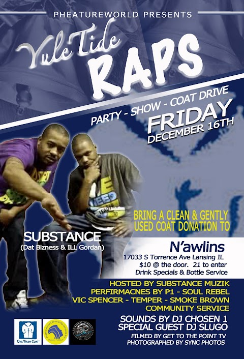 Event: Dec. 16th @ N'awlins