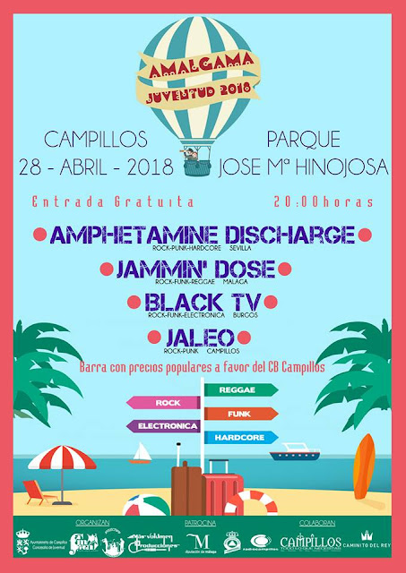 Festival Amalgama Juventud en Campillos