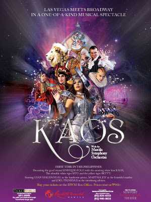 The Magical World of Kaos