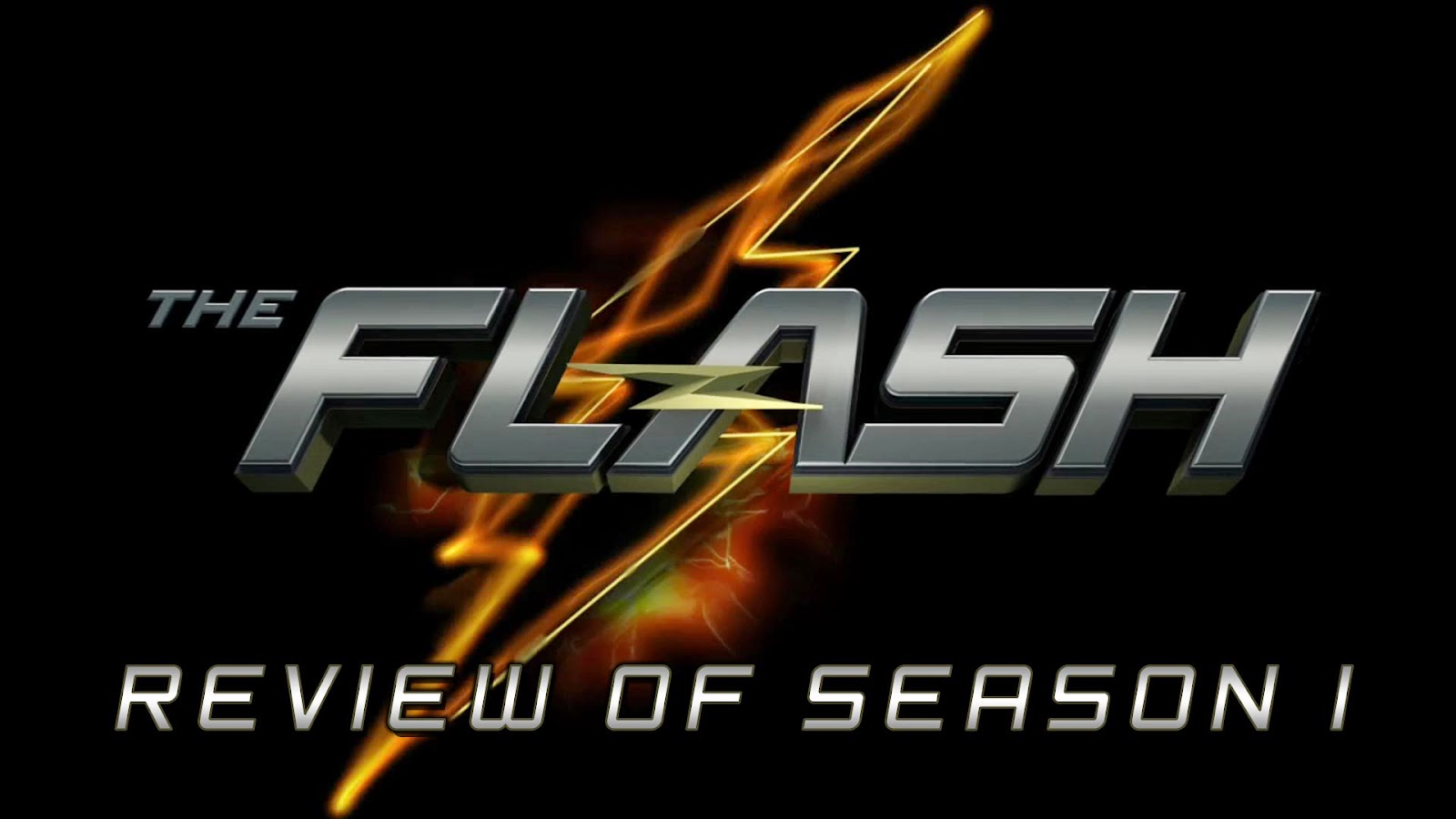 tv show review The Flash Season 1 podcast