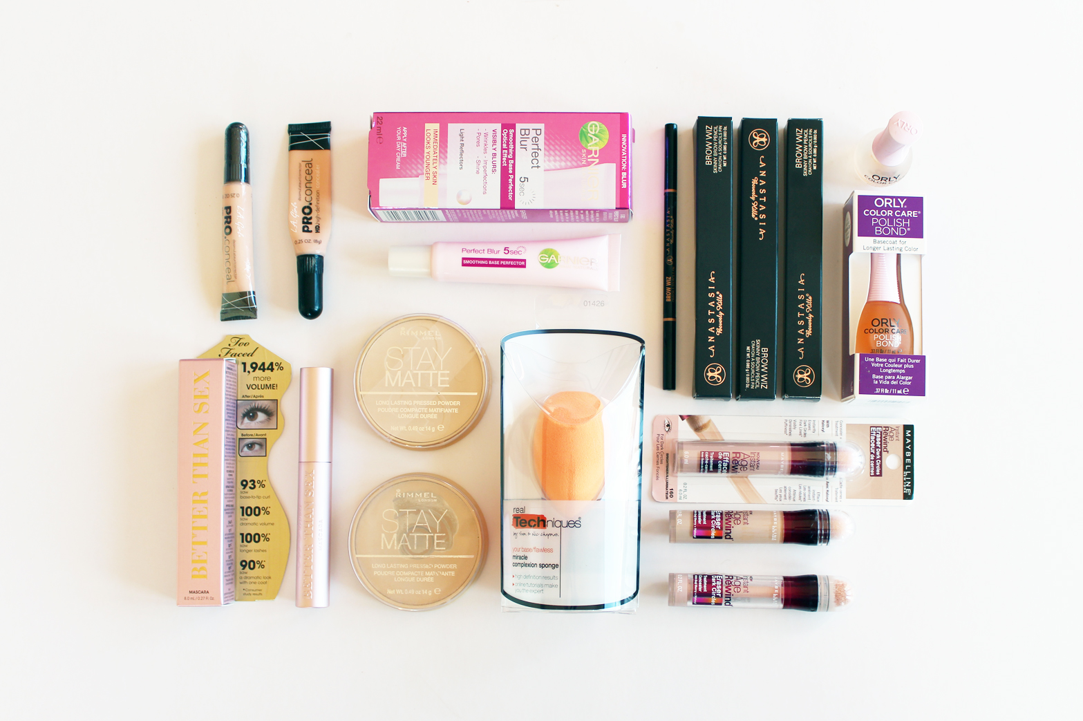 BEAUTY BACK-UPS [or my life as a hoarder] - CassandraMyee