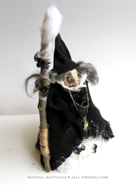 Witchy Poo: Birch - Nichola Battilana