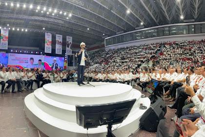 Jokowi Ungkap Pentingnya Pengalaman dalam Memimpin Negara di Depan Pengusaha