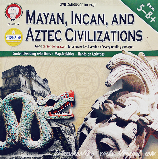 Mayan, Incan, and Aztec Civilizations Review - Plus tons of other Precolumbian unit resources!