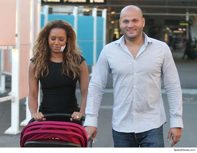 Mel B Abuse by Husband Seen By Many, Authorities Not Called
