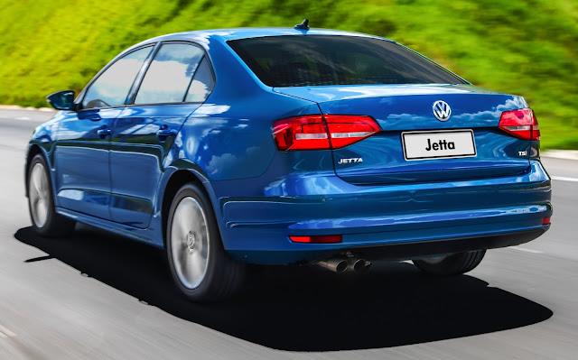Novo VW Jetta 1.4 TSI 2016