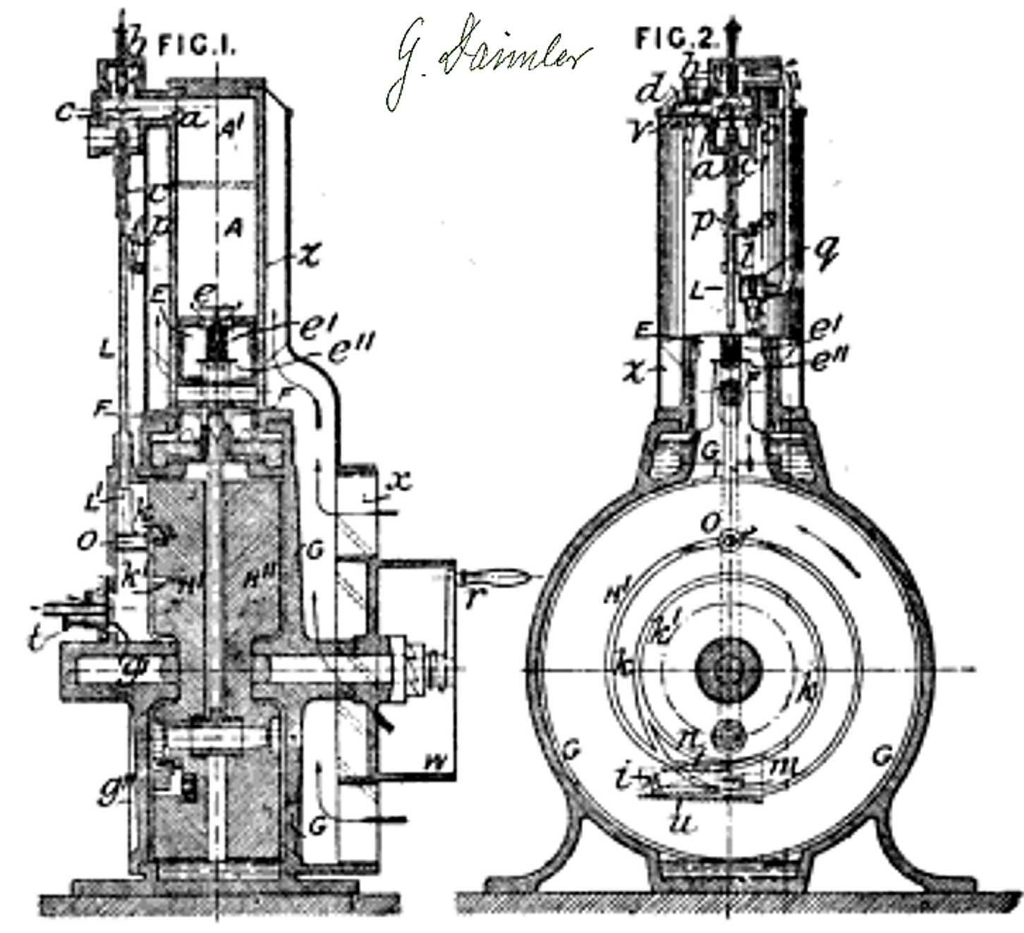 Gottlieb Wilhelm Daimler
