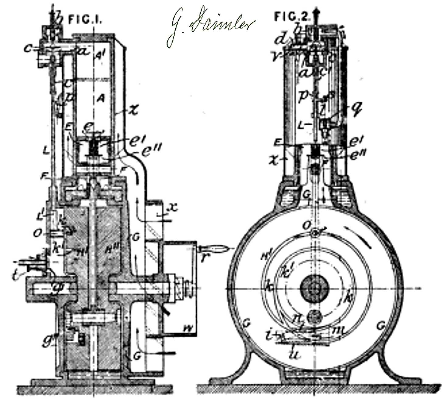 Gottlieb Wilhelm Daimler Gottlieb Wilhelm Daimler