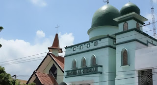 Gereja Kristen Jawa (GKJ) Joyodiningratan
